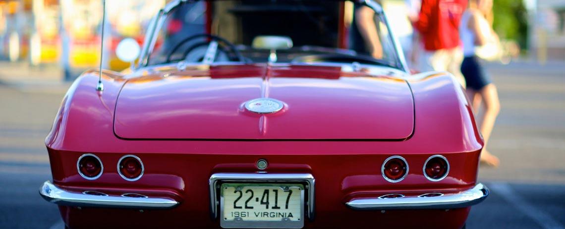 1961 Chevrolet Corvette Parts and Accessories