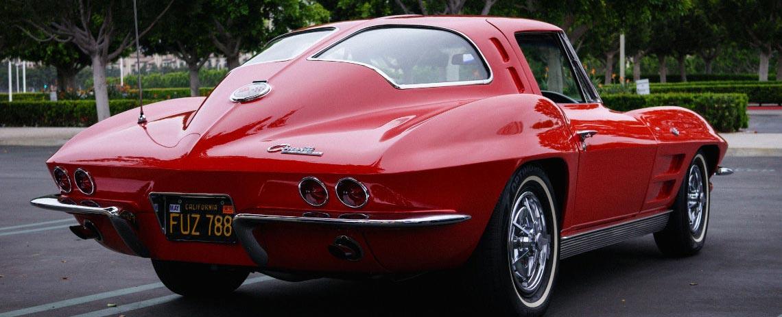 1963 Chevrolet Corvette Parts and Accessories