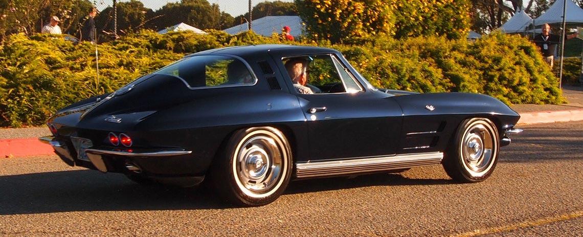 1964 Chevrolet Corvette Parts and Accessories