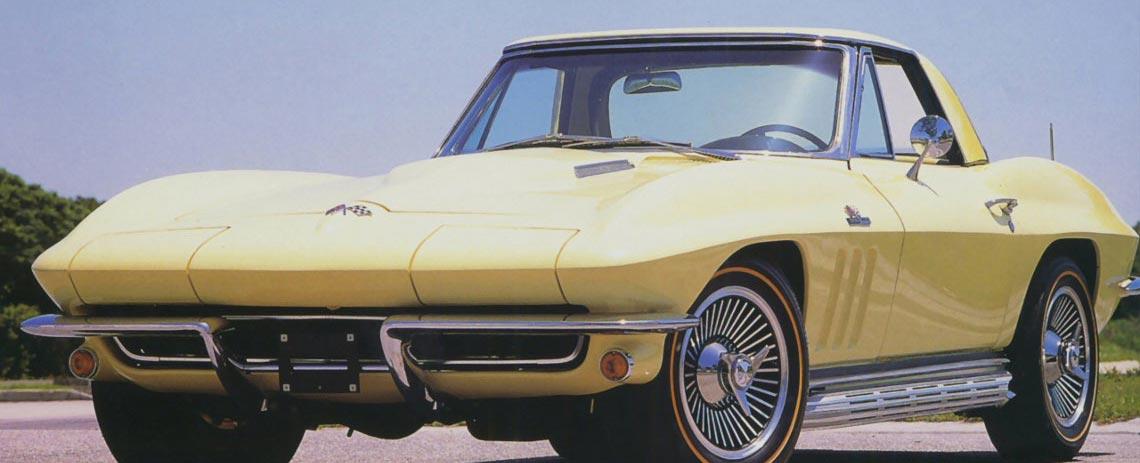 1965 Chevrolet Corvette Parts and Accessories