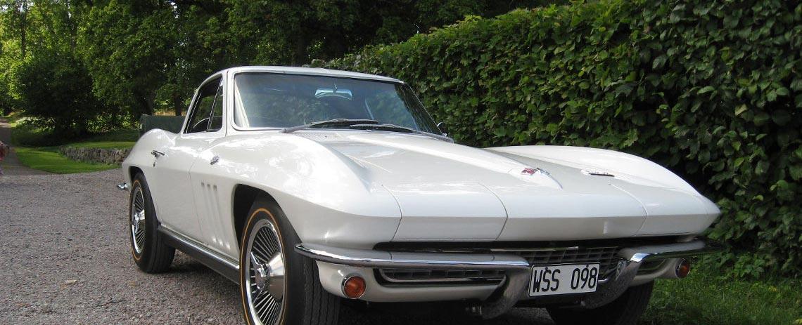 1966 Chevrolet Corvette Parts and Accessories