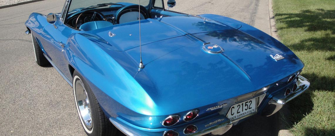 1967 Corvette Parts And Accessories
