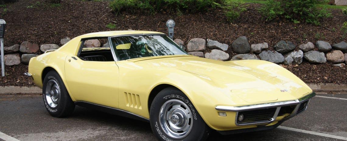 1968 Chevrolet Corvette Parts and Accessories