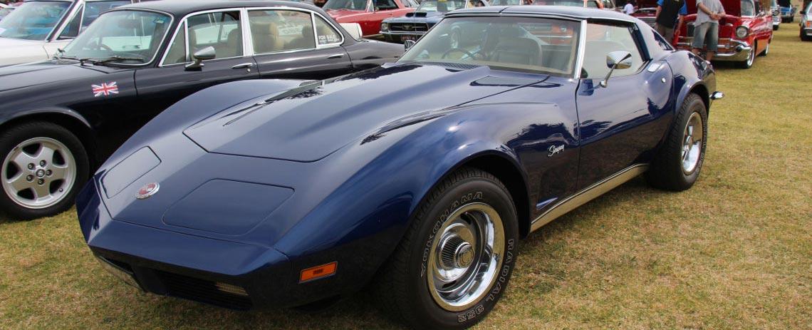 1973 Chevrolet Corvette Parts and Accessories