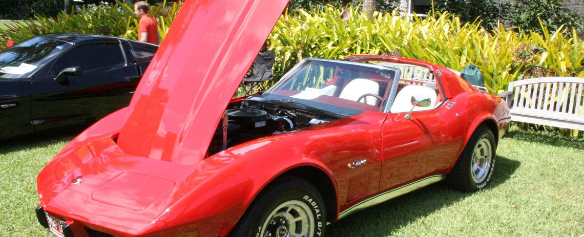 1976 Chevrolet Corvette Parts and Accessories