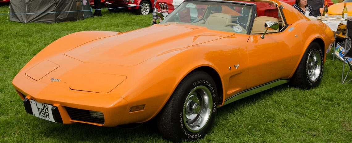 1977 Corvette Parts And Accessories