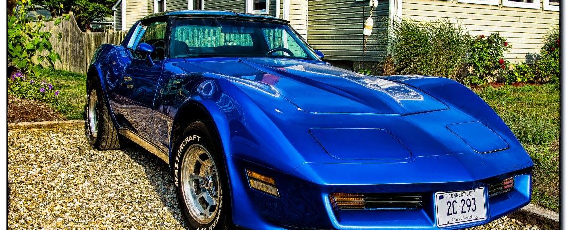 1981 Chevrolet Corvette Parts and Accessories