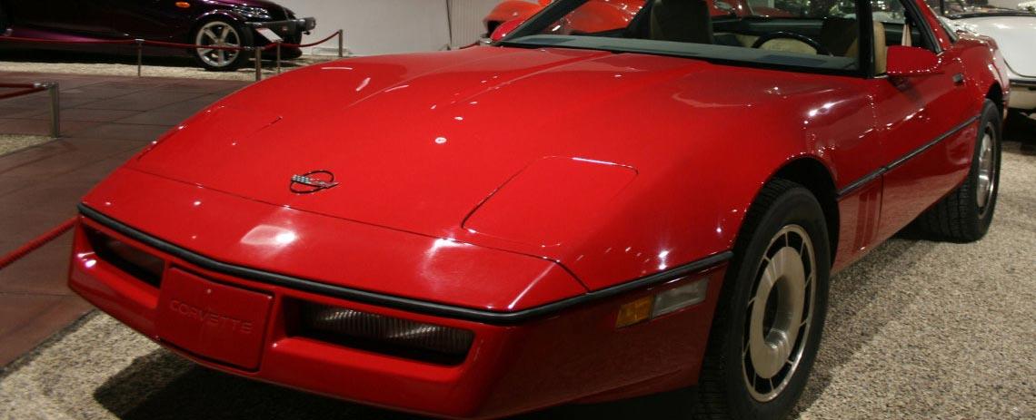 1985 Chevrolet Corvette Parts and Accessories