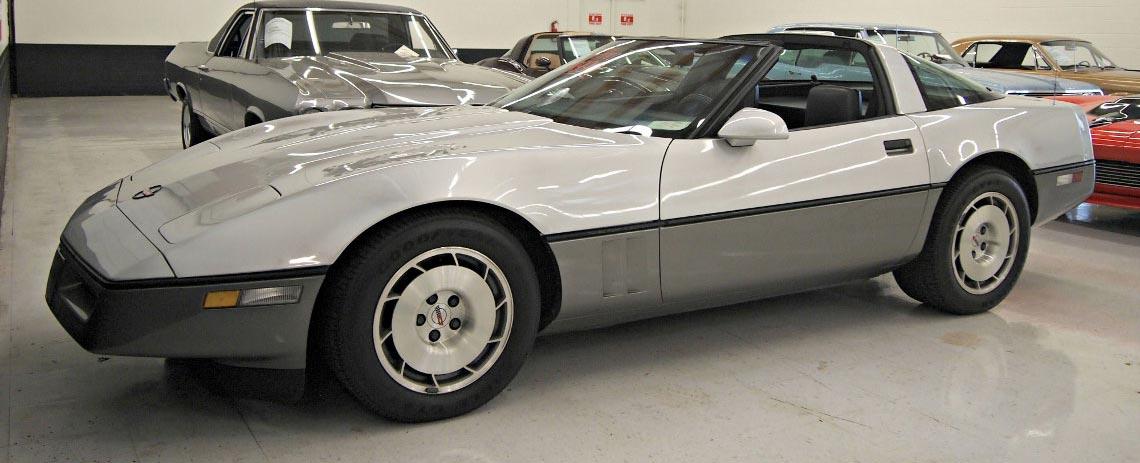 1986 Chevrolet Corvette Parts and Accessories