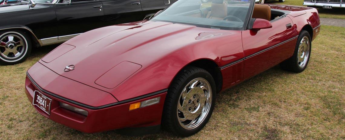 1987 Chevrolet Corvette Parts and Accessories