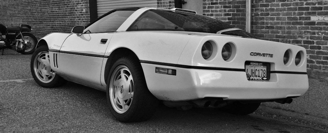 1989 Chevrolet Corvette Parts and Accessories