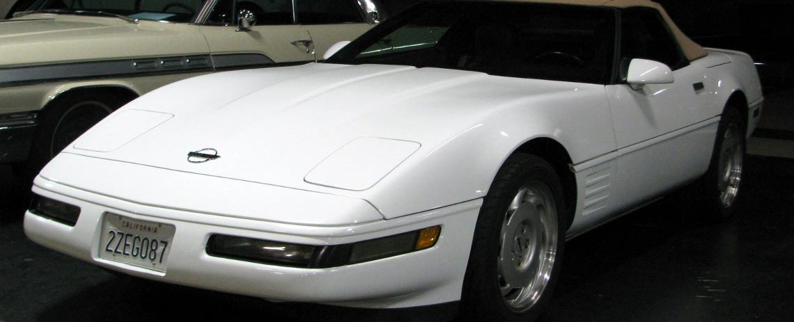 1991 Chevrolet Corvette Parts and Accessories