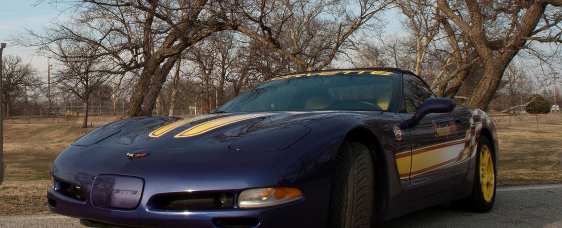 1998 Chevrolet Corvette Parts and Accessories