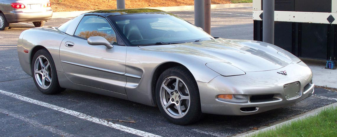 1999 Chevrolet Corvette Parts and Accessories