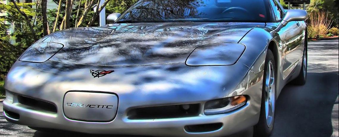 2000 Chevrolet Corvette Parts and Accessories