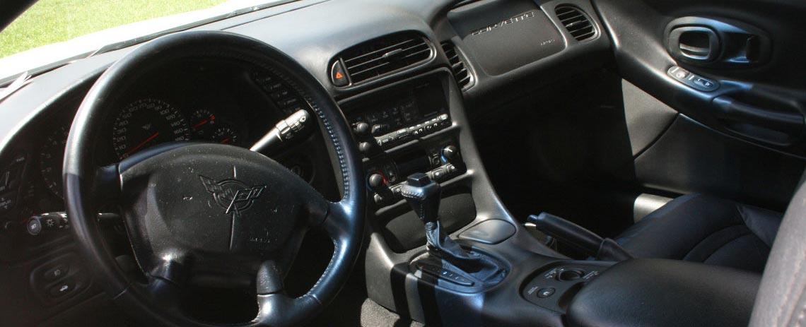 2001 Chevrolet Corvette Parts and Accessories