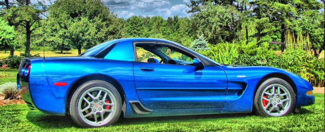 2002 Chevrolet Corvette Parts and Accessories