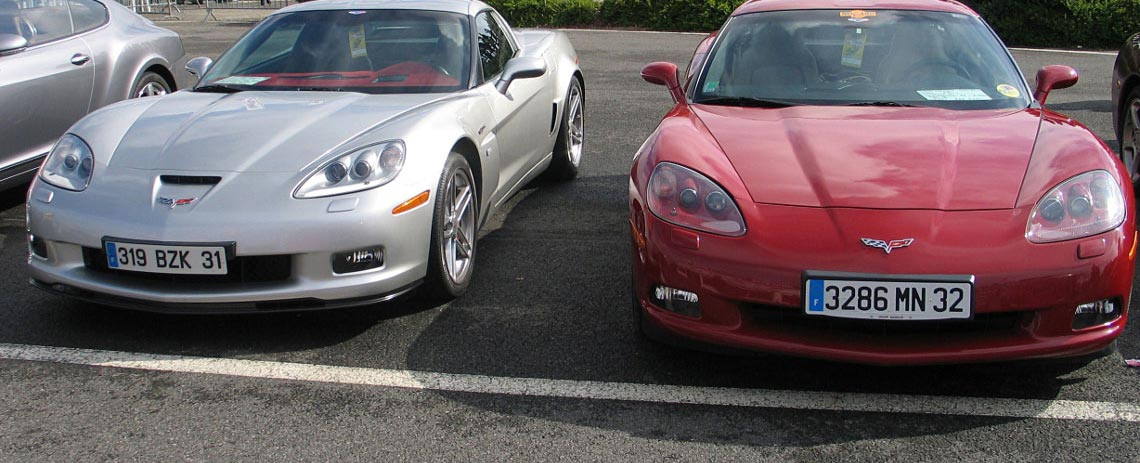 2006 Chevrolet Corvette Parts and Accessories