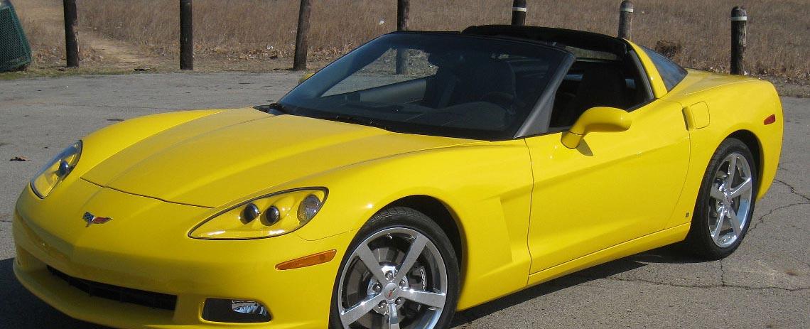 2008 Chevrolet Corvette Parts and Accessories
