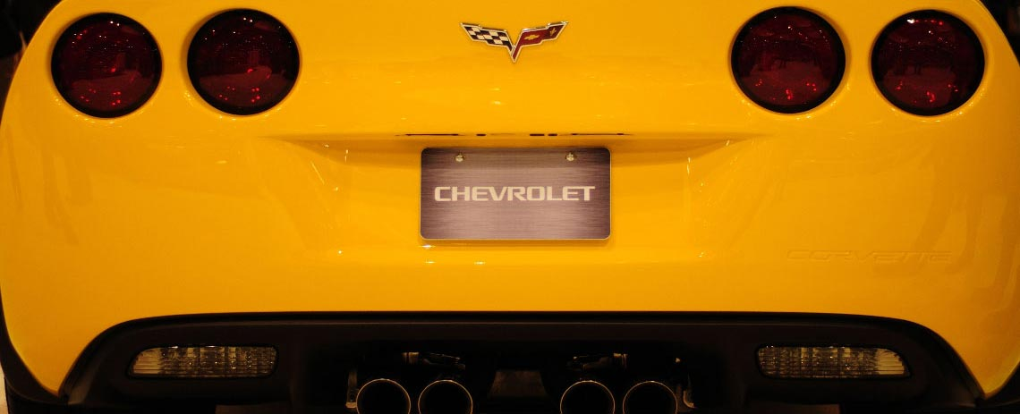 2011 Chevrolet Corvette Parts and Accessories