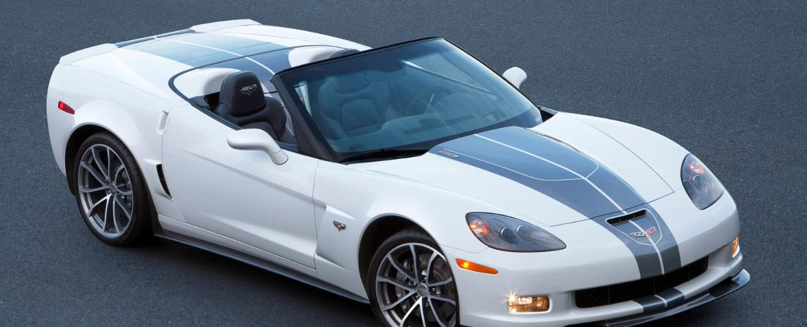 2013 Chevrolet Corvette Parts and Accessories