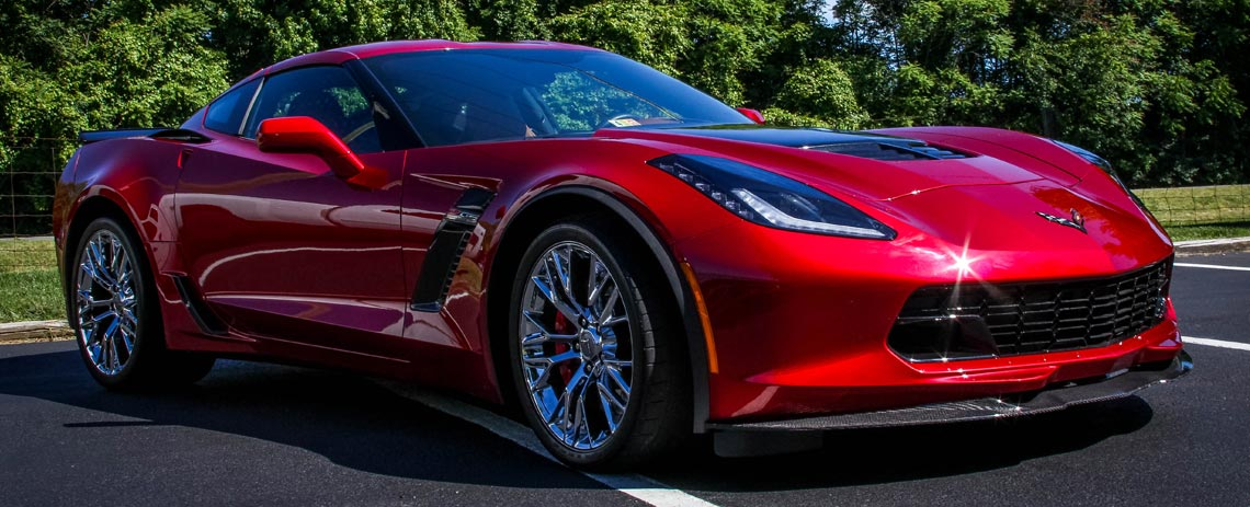 2015 Chevrolet Corvette Parts and Accessories