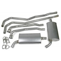 68-72 Exhaust Systems