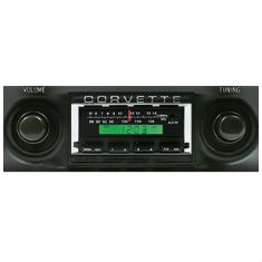 Corvette Accessories - Aftermarket Stereos & Speakers