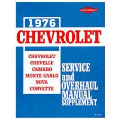68-82 Shop & Service Manuals