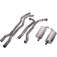 73-74 Exhaust Systems