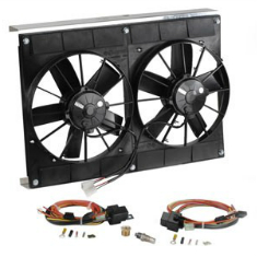Corvette Cooling Fans & Sensors