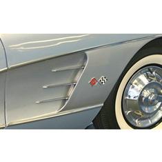 Side Fender Panels & Wheel Openings
