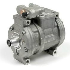 Corvette Compressor, Mount, Switches