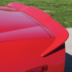 Corvette Front Spoiler & Splitters