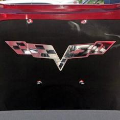 Misc Corvette Engine Compartment