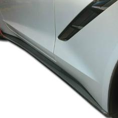 Corvette Rocker Molding