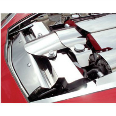 Corvette Stainless Accessories