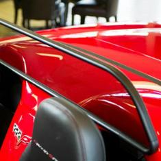 Corvette Wind Deflectors