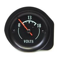Ammeter or Voltmeter Gauge