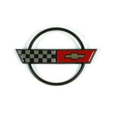 Fuel Door Emblems