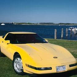 84-96 C4 Corvette Parts