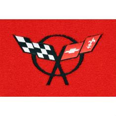 Single Logo Floor Mats & Cargo Mats