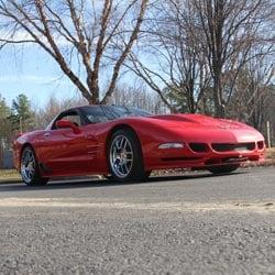 97-04 C5 Corvette Parts