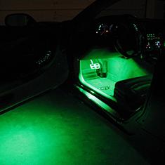 LED Interior Conversions
