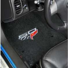 60th Corvette Lloyd Mats