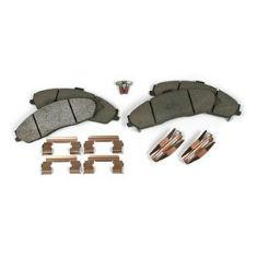 Factory Brake Pads & Hardware