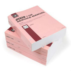 C6 Shop & Service Manuals
