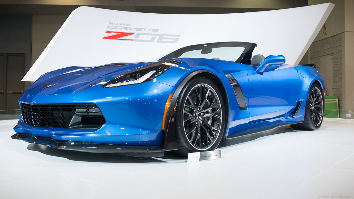 2018 Chevrolet Corvette Parts and Accessories