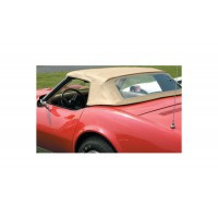 Complete Convertible Top Assembly