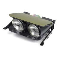 Complete Headlight Assembly